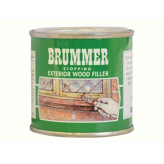 Best ideas about Outdoor Wood Filler . Save or Pin Brummer Stopping Green Label Exterior Wood Filler 625g Now.