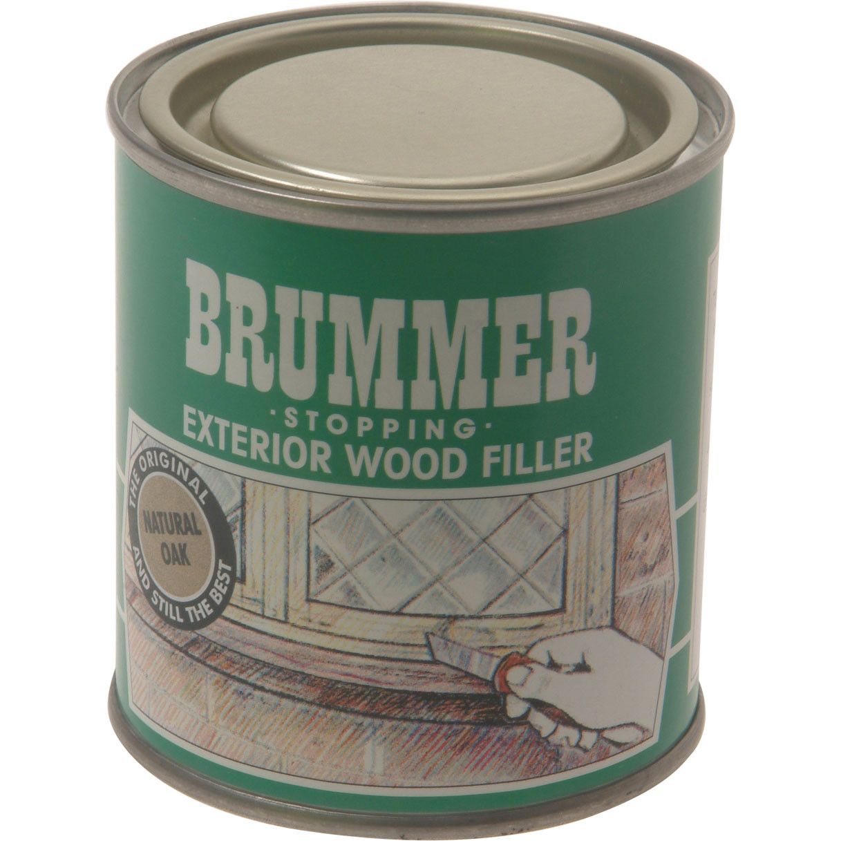 Best ideas about Outdoor Wood Filler . Save or Pin Brummer Green Label Exterior Stopping Wood Filler Medium Now.
