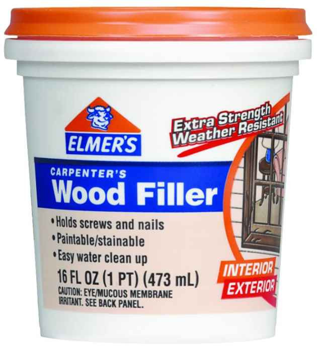 Best ideas about Outdoor Wood Filler . Save or Pin Elmer s Products E849D8 Pint Carpenters Interior Now.