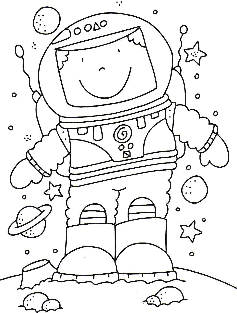 Outer Space Coloring Pages For Adults  Outer Space Coloring Pages coloringsuite