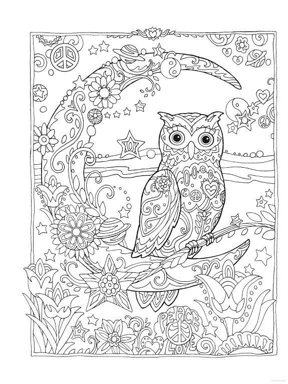 Outer Space Coloring Pages For Adults  Coloring Pages For Adults Space The Color Panda