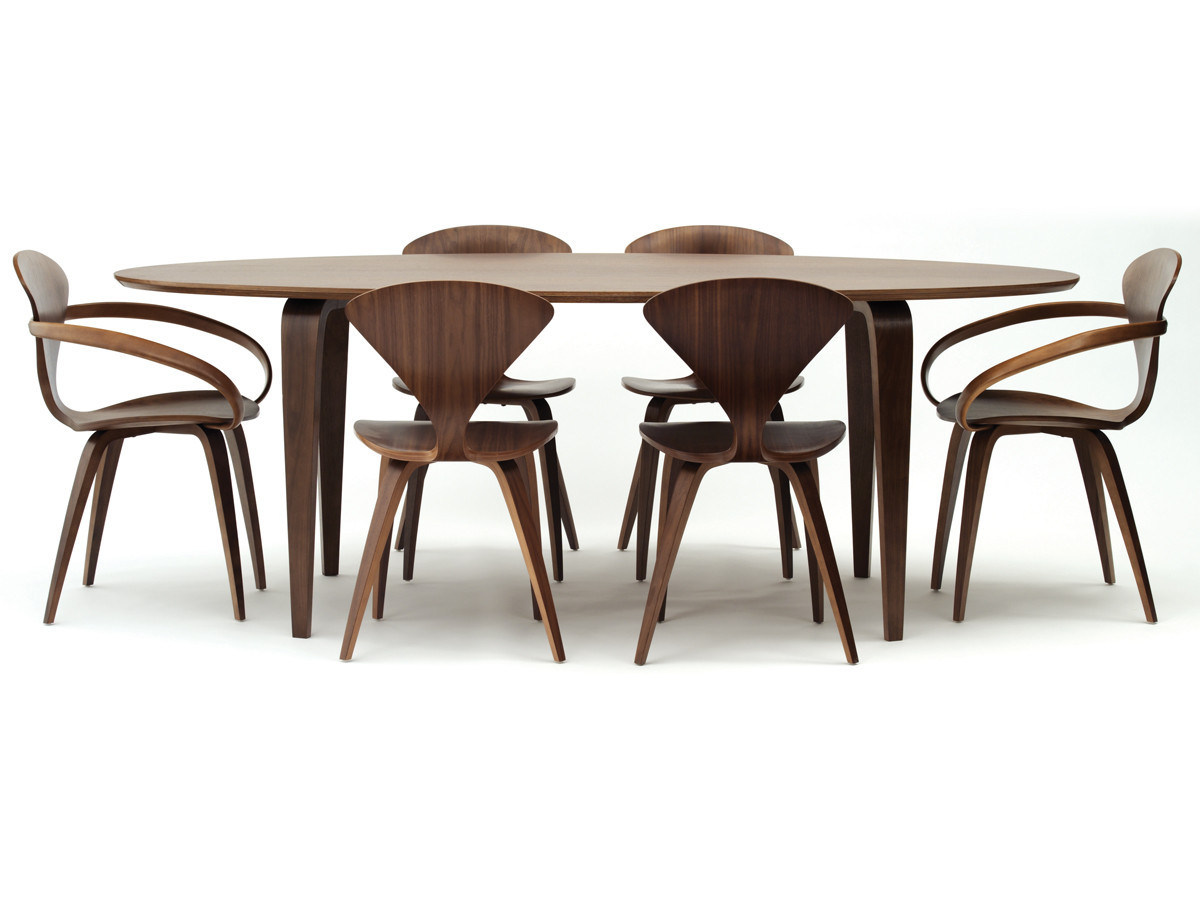 Best ideas about Oval Dining Table . Save or Pin Buy the Cherner Dining Table Oval at Nest Now.