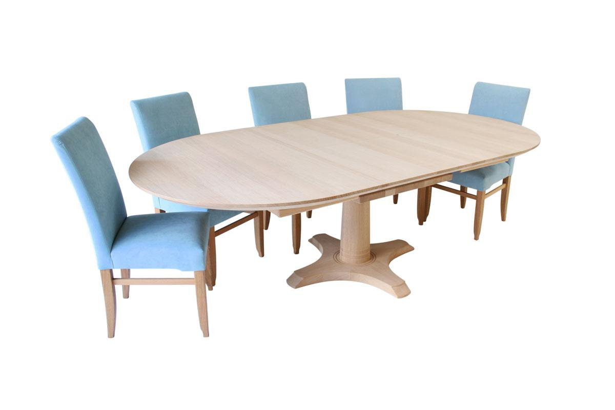 Best ideas about Oval Dining Table . Save or Pin Oval Dining Table Now.