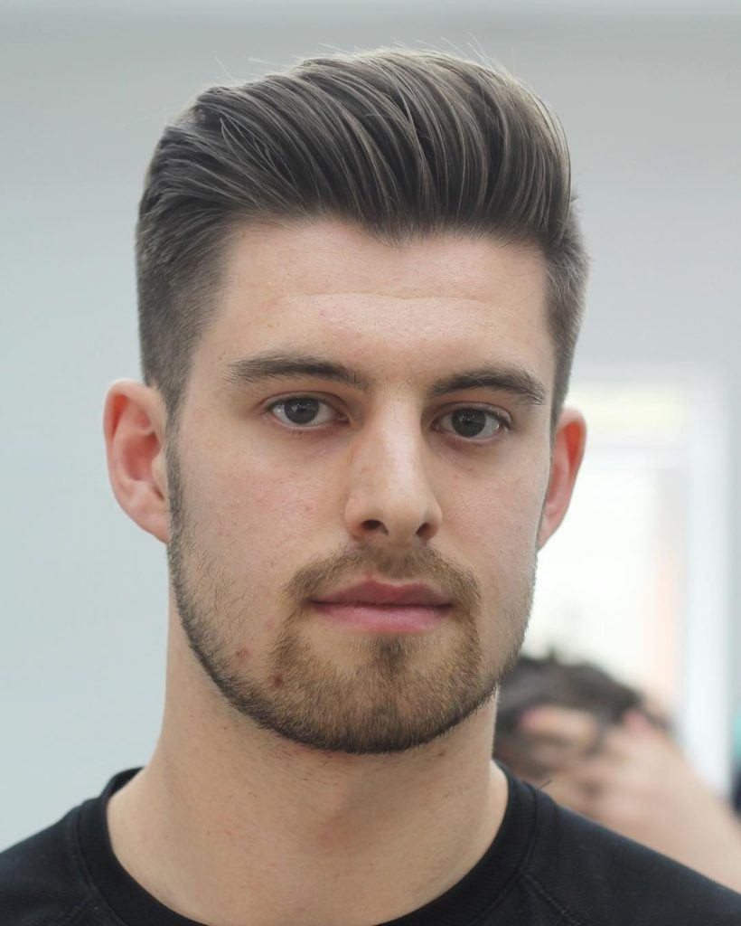 Best ideas about Oval Face Hairstyles Male . Save or Pin The Most Flattering Haircuts For Men By Face Shape Now.