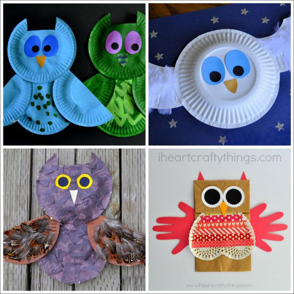Best ideas about Owl Crafts For Preschoolers . Save or Pin 8 Owl Crafts for Kids Now.