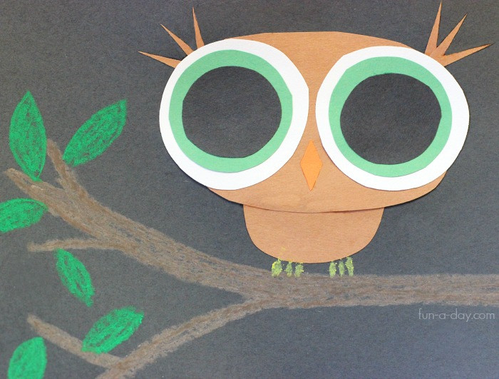 Best ideas about Owl Crafts For Preschoolers . Save or Pin Book Inspired Preschool Owl Craft Now.