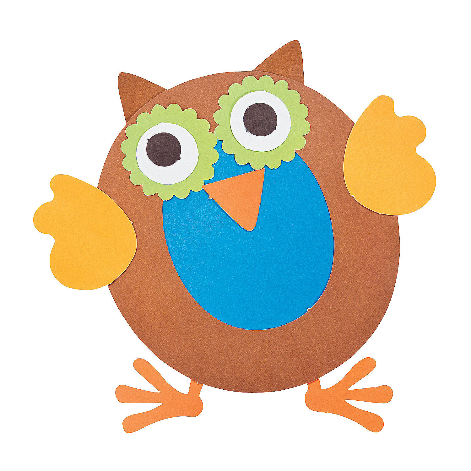 Best ideas about Owl Crafts For Preschoolers . Save or Pin Letter O Crafts Preschool and Kindergarten Now.
