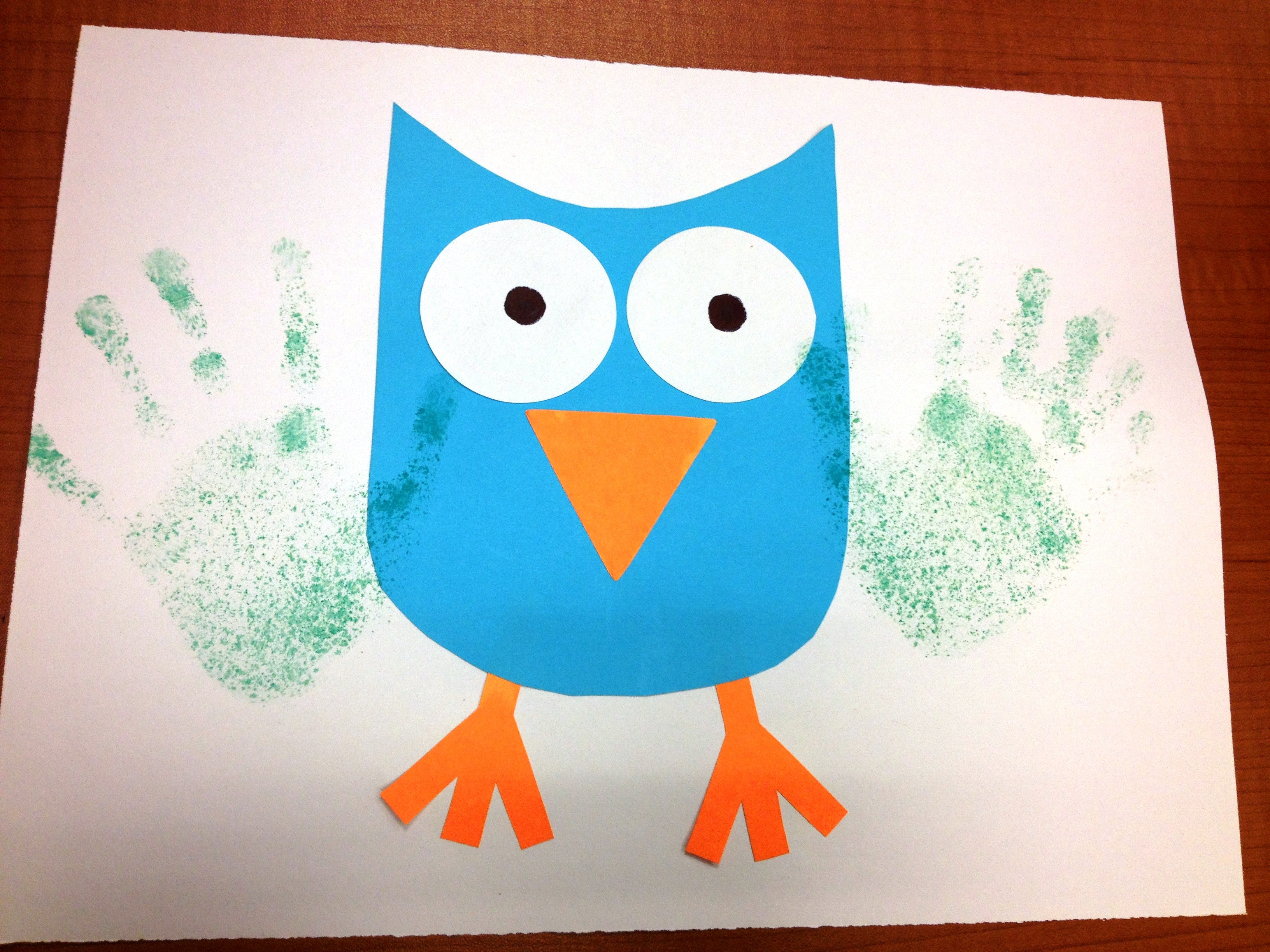 Best ideas about Owl Crafts For Preschoolers . Save or Pin Owl Storytime Now.
