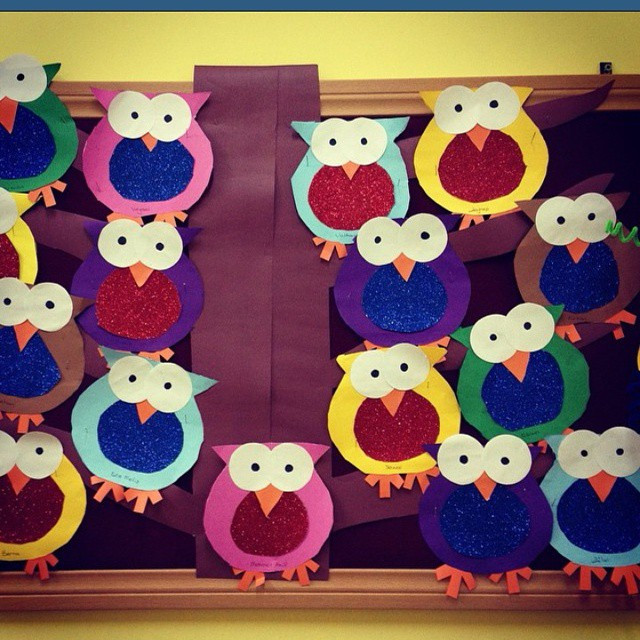 Best ideas about Owl Crafts For Preschoolers . Save or Pin cd Owl craft idea for kids Now.