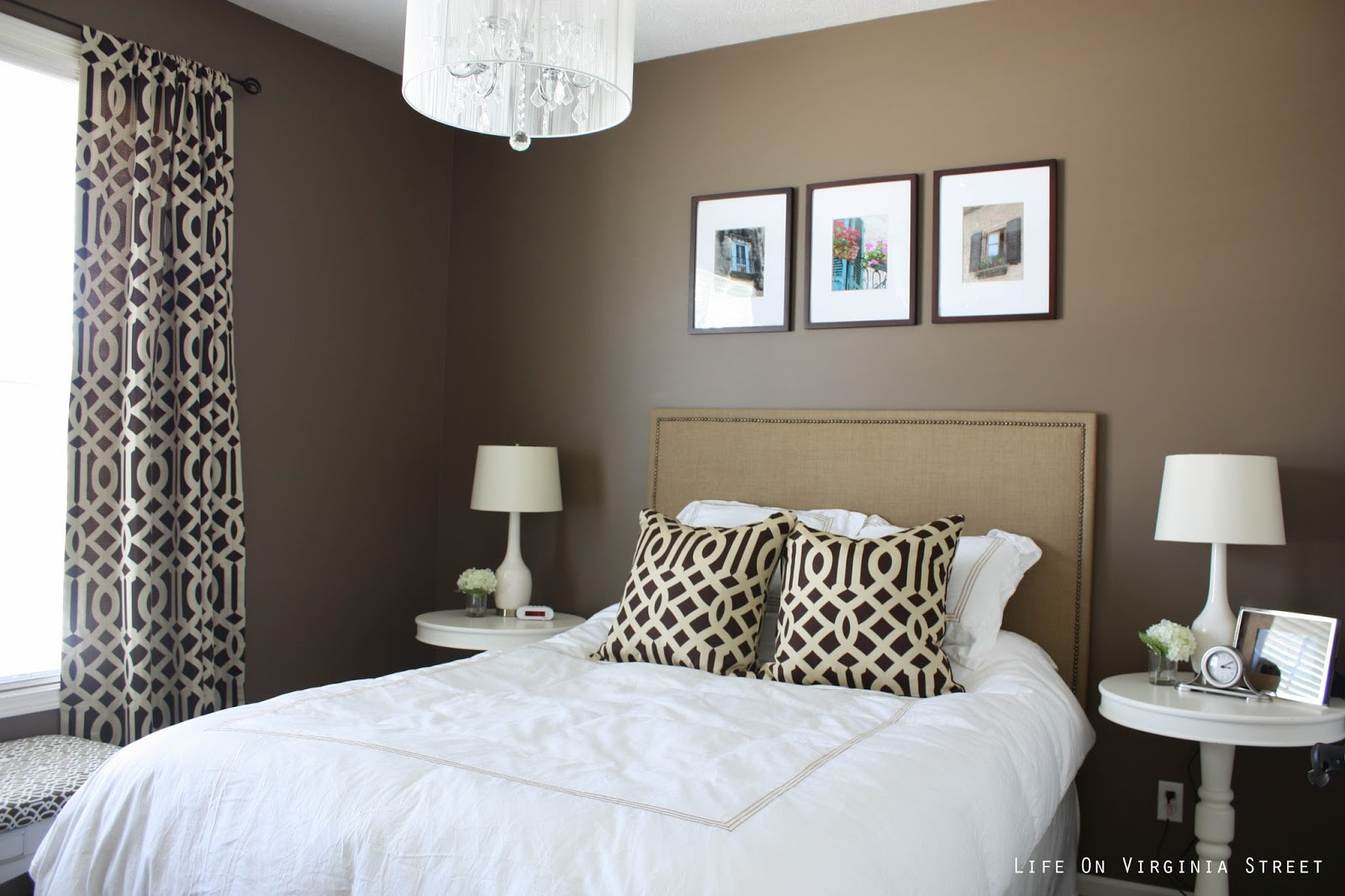 Best ideas about Paint Colors For Bedroom . Save or Pin Paint Colors Life Virginia Street Now.