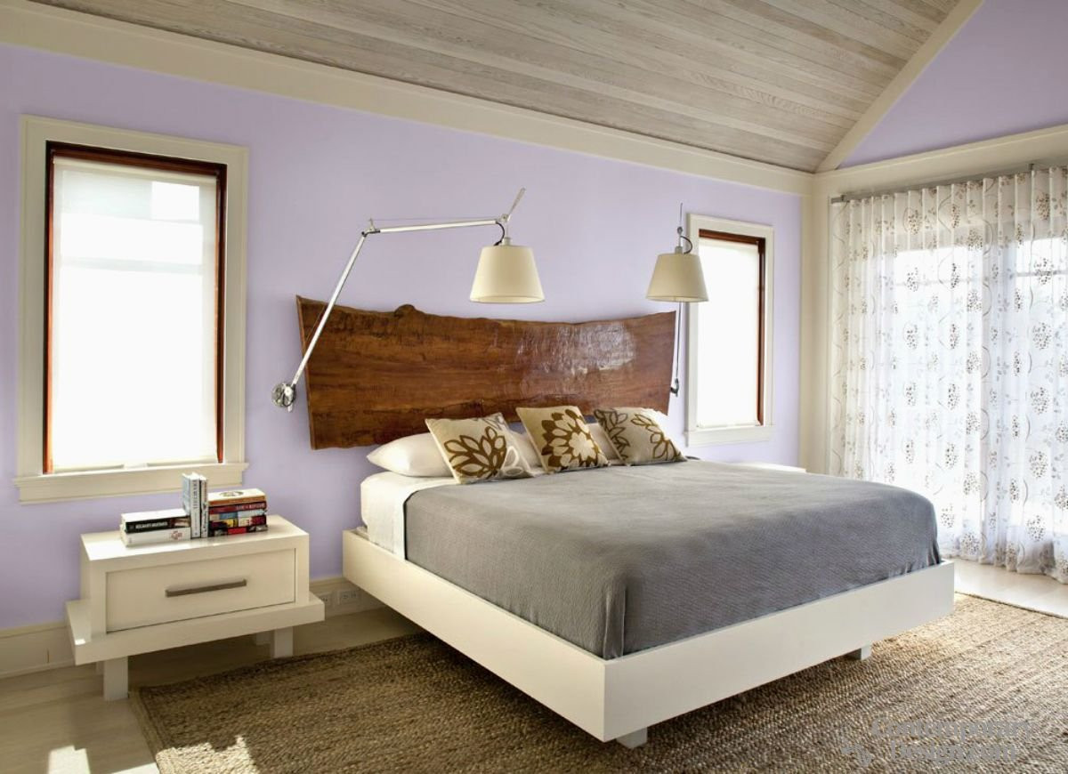 Best ideas about Paint Colors For Bedroom . Save or Pin Relaxing paint colors for a bedroom Now.
