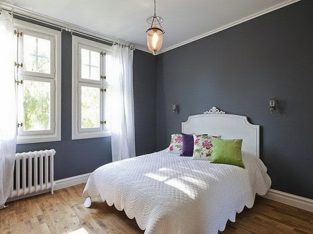 Best ideas about Paint Colors For Bedroom . Save or Pin Best Wall Paint Colors for Home Now.