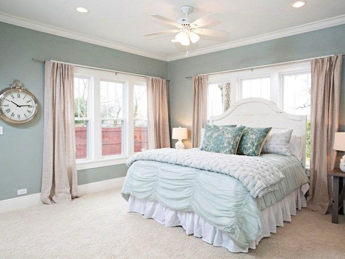 Best ideas about Paint Colors For Bedroom . Save or Pin Paint colors for bedrooms – how to decide – Pickndecor Now.