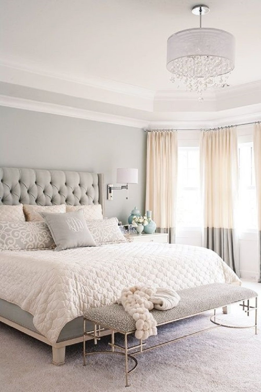 Best ideas about Paint Colors For Bedroom . Save or Pin Best Paint Colors for Small Room – Some Tips Now.