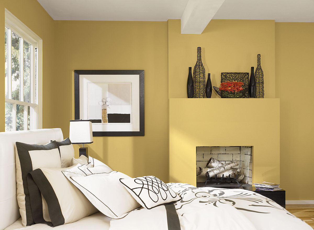 Best ideas about Paint Colors For Bedroom . Save or Pin Bedroom Paint Ideas to Kick Out Your Boredom MidCityEast Now.