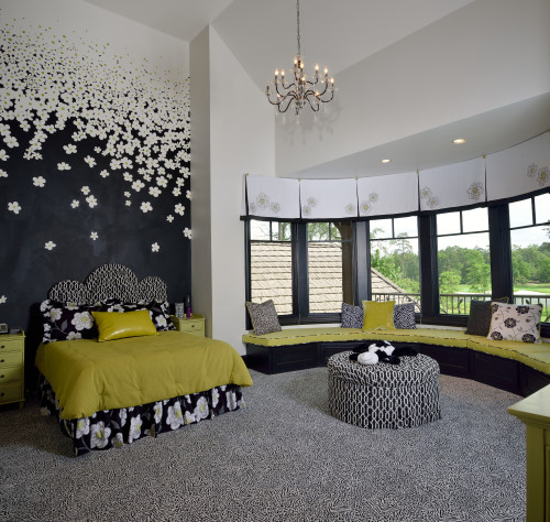 Best ideas about Painted Accent Walls . Save or Pin Painted Accent Walls Now.