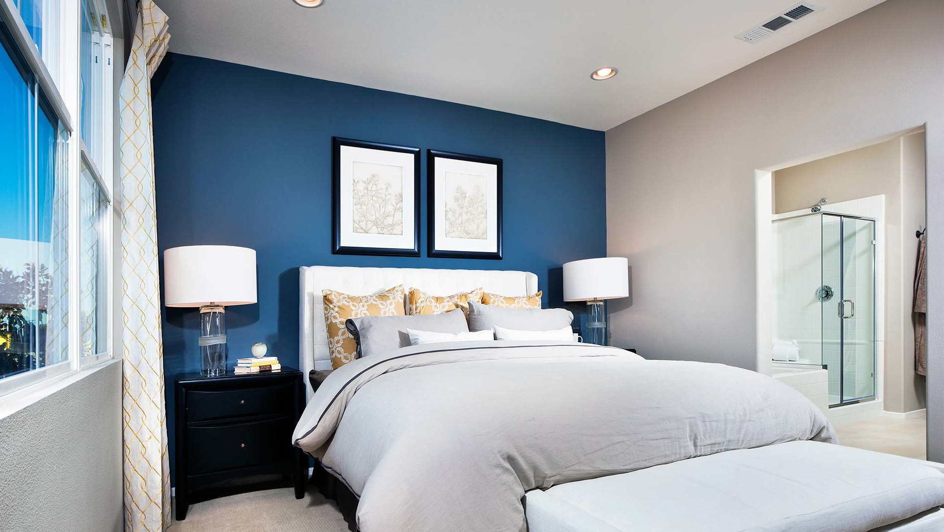 Best ideas about Painted Accent Walls . Save or Pin You re Doing It Wrong Painting an Accent Wall Now.