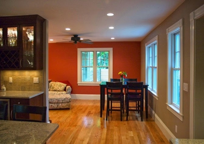 Best ideas about Painting An Accent Wall . Save or Pin Wall Painting Accent Ideas Now.