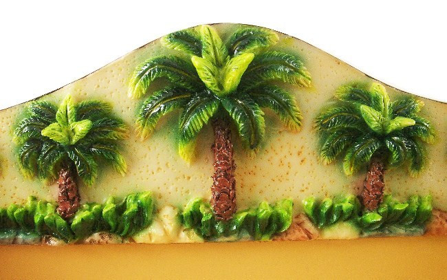 Best ideas about Palm Tree Kitchen Decor . Save or Pin Palm tree kitchen decor Now.