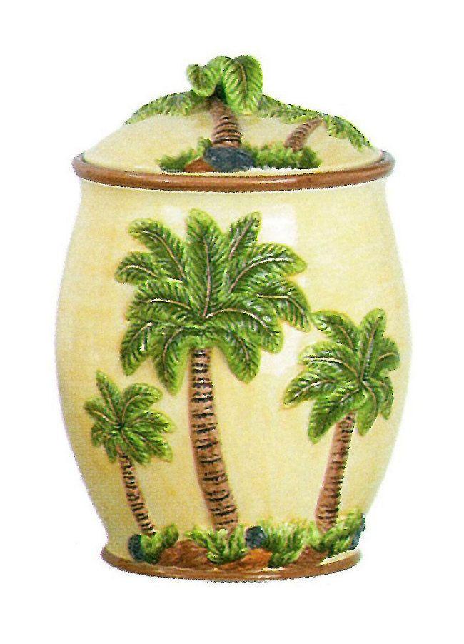 Best ideas about Palm Tree Kitchen Decor . Save or Pin 17 Best images about Palm Tree Themed Kitchen on Pinterest Now.