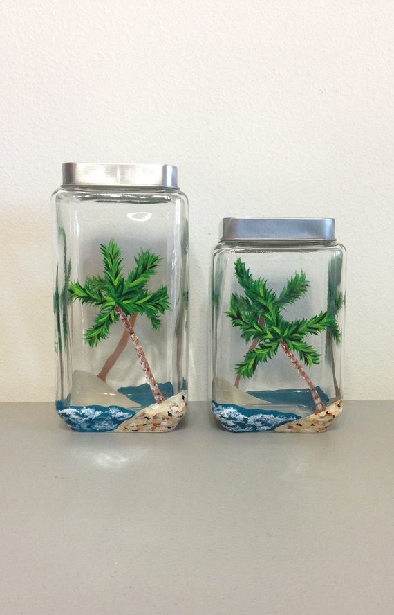 Best ideas about Palm Tree Kitchen Decor . Save or Pin Unavailable Listing on Etsy Now.