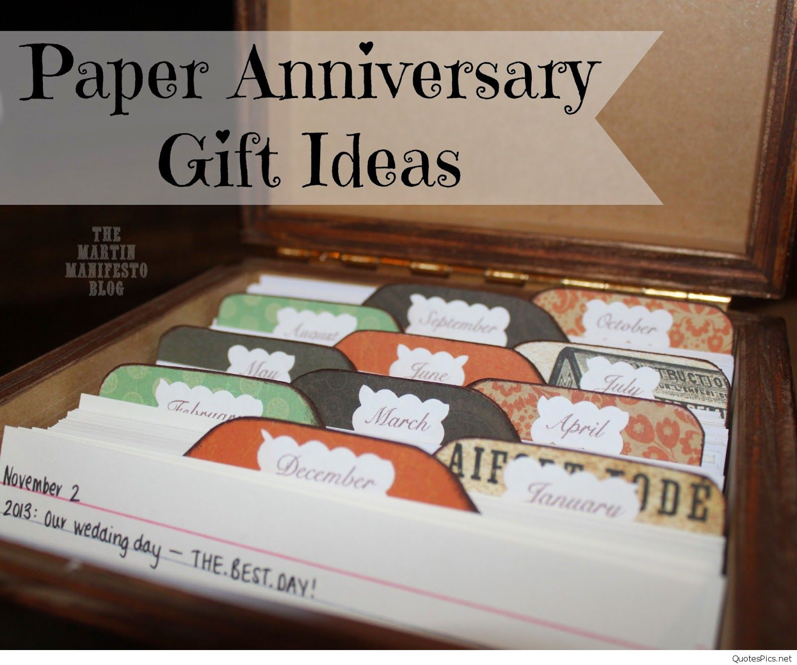 Best ideas about Paper Anniversary Gift Ideas For Him . Save or Pin Happy marriage anniversary cards sayings quotes 2017 images Now.