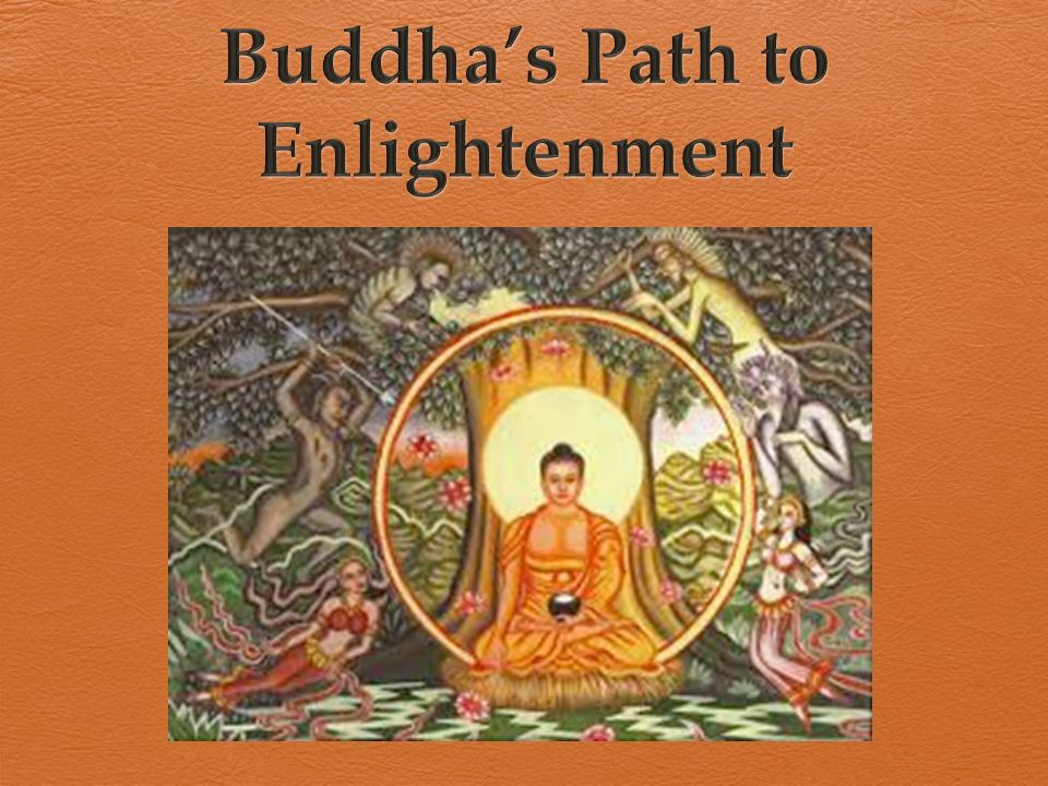 Best ideas about Path To Enlightenment . Save or Pin Buddha's Path to Enlightenment ppt Now.