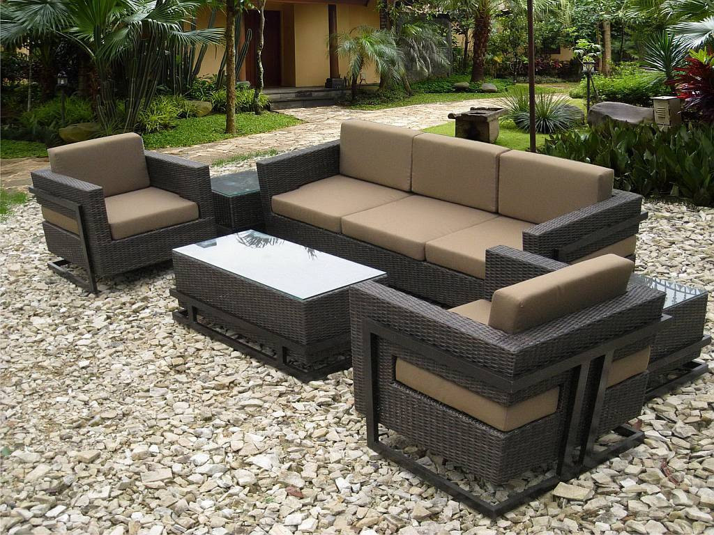 Best ideas about Patio Furniture Set . Save or Pin How patio furniture sets are bundled – BlogBeen Now.
