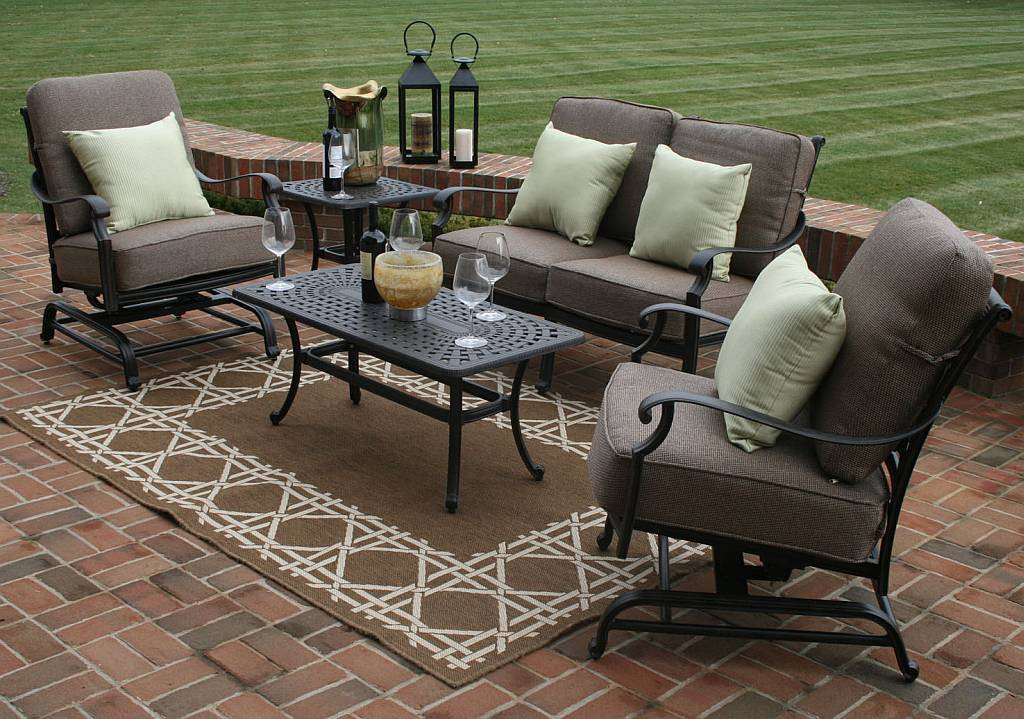 Best ideas about Patio Furniture Set . Save or Pin Sears Patio Furniture Sets Now.