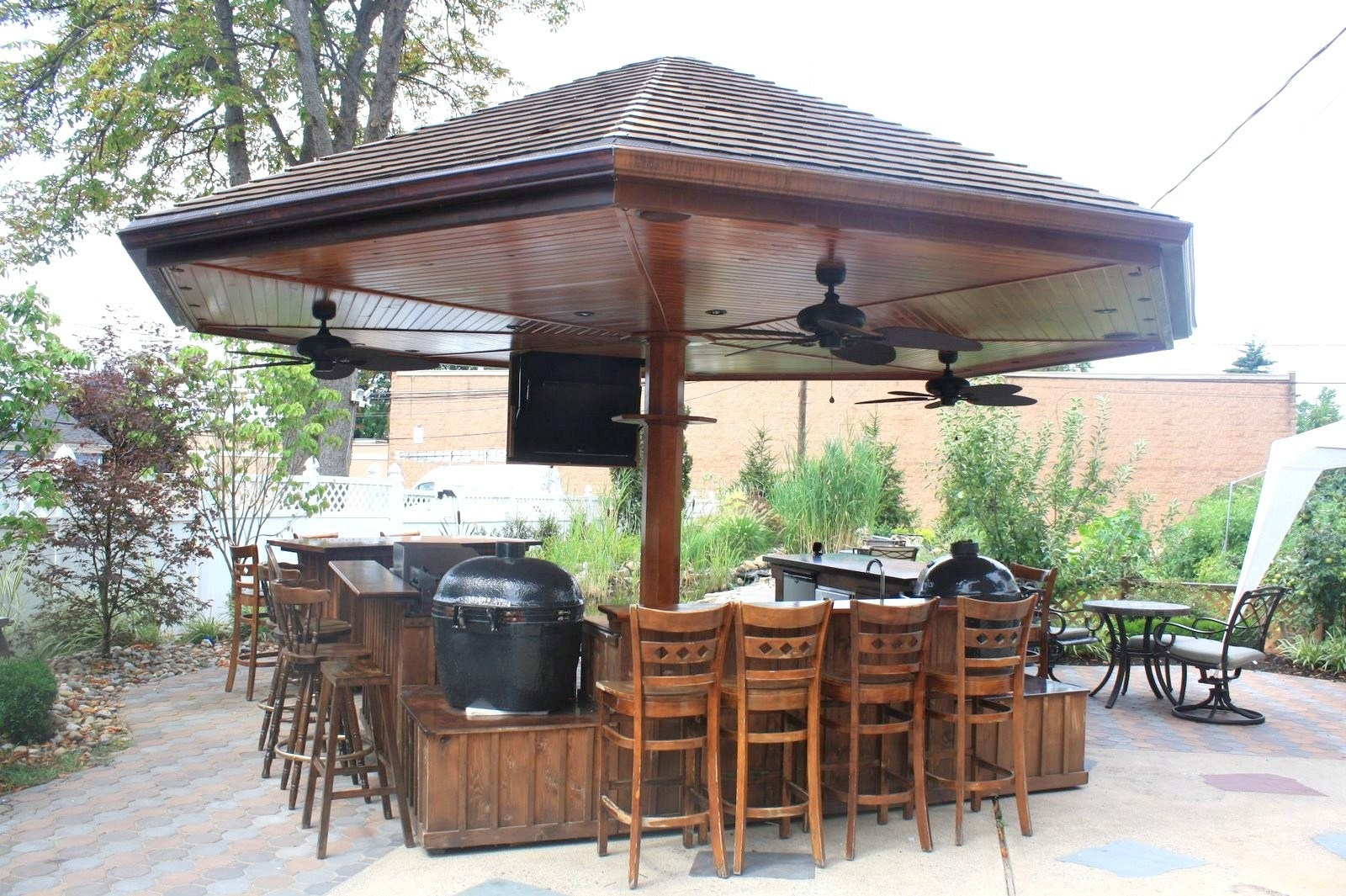 Best ideas about Patio Kitchen Ideas . Save or Pin Building Some Outdoor Kitchen Here Are Some Outdoor Now.