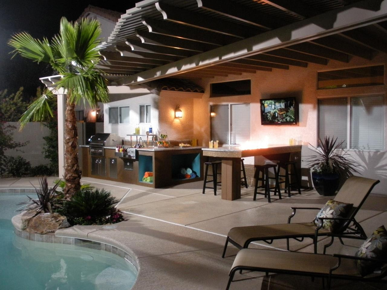 Best ideas about Patio Kitchen Ideas . Save or Pin Outdoor Kitchen Designing The Perfect Backyard Cooking Now.
