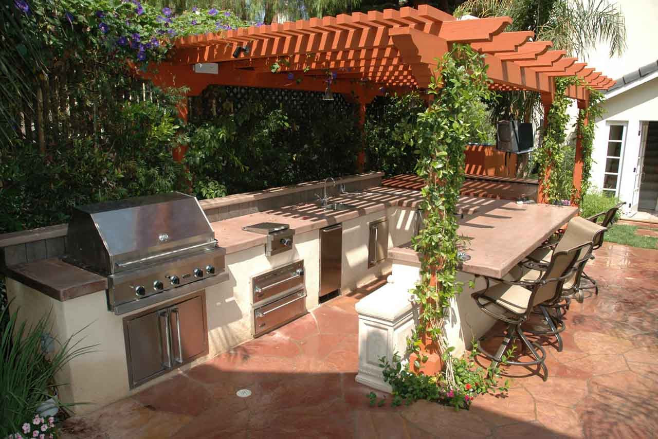 Best ideas about Patio Kitchen Ideas . Save or Pin Outdoor Kitchen Design How to Design Outdoor Kitchen Now.