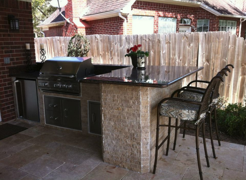 Best ideas about Patio Kitchen Ideas . Save or Pin 35 Must See Outdoor Kitchen Designs and Ideas Now.