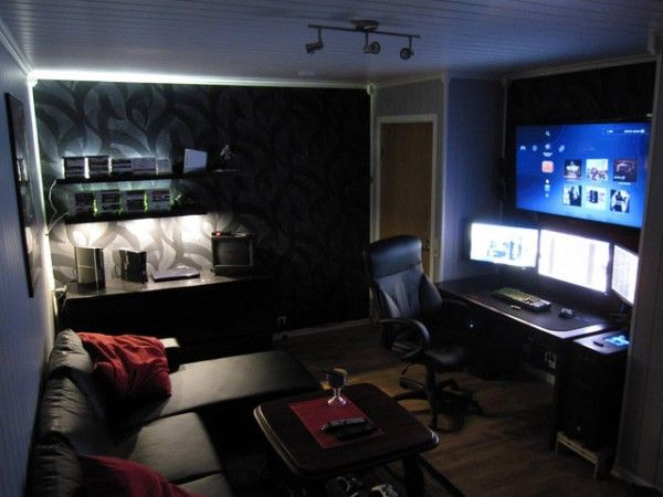 Best ideas about Pc Game Room . Save or Pin 25 best ideas about puter Rooms on Pinterest Now.