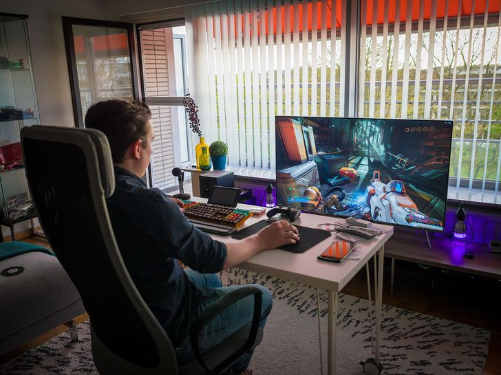 Best ideas about Pc Game Room . Save or Pin Best Video Game Room Ideas Hative Now.