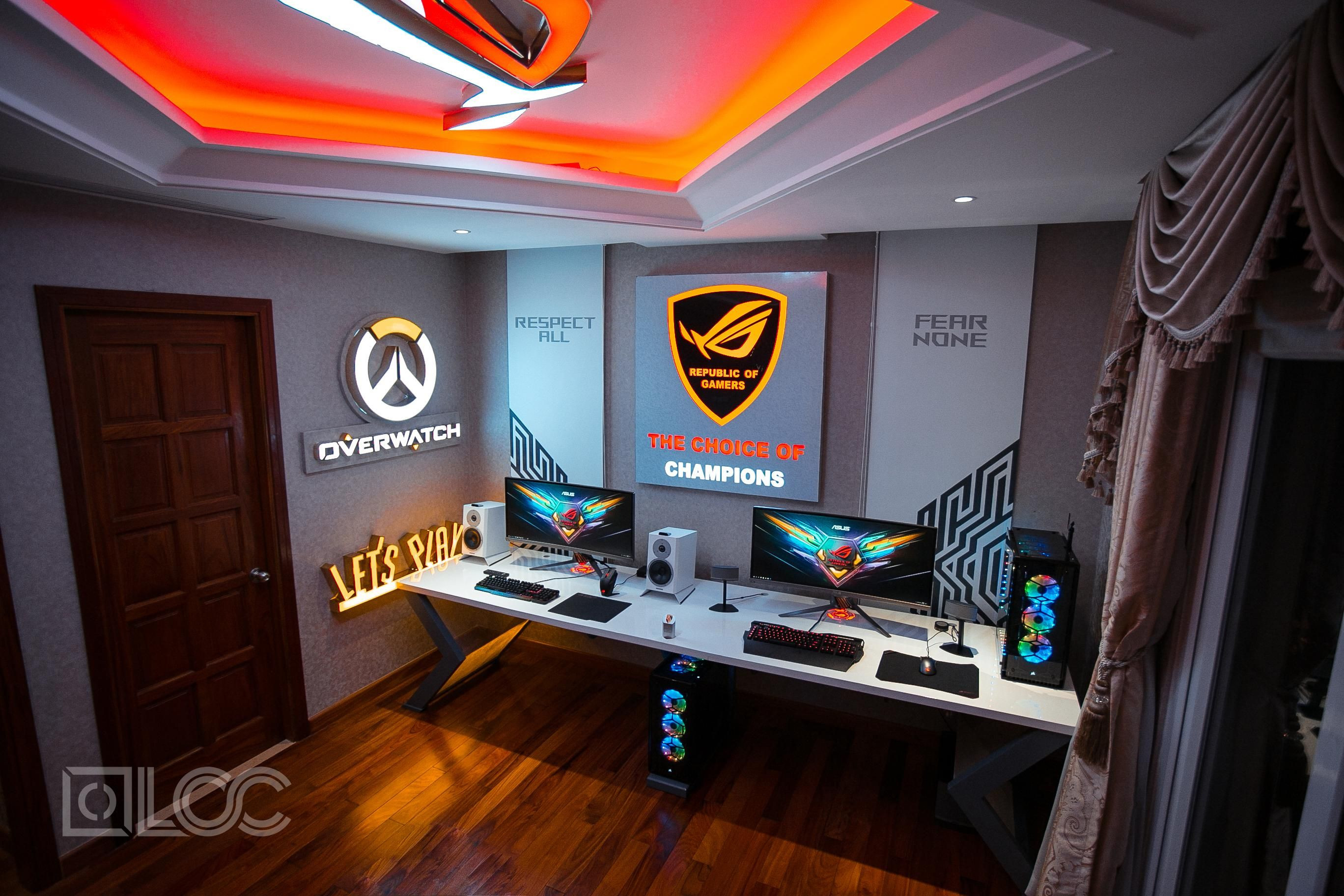 Best ideas about Pc Game Room . Save or Pin Video Game Room Ideas Projects to Make Now.