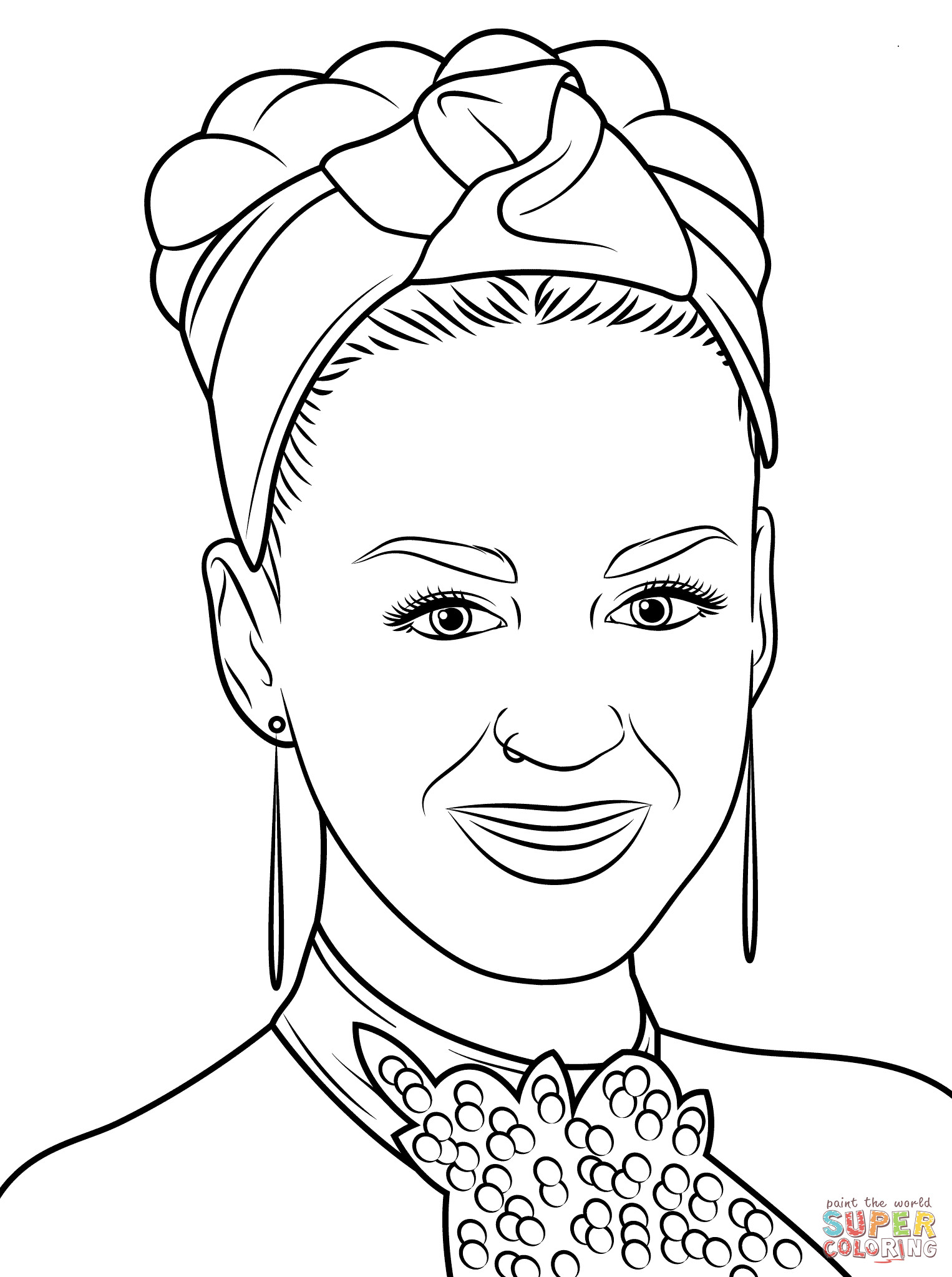 People Coloring Pages  Harrystyles Free Coloring Pages