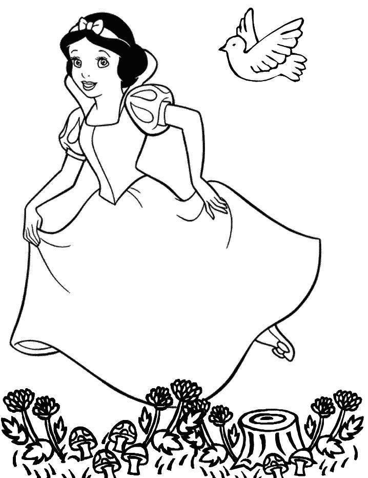 People Coloring Pages  Cartoon People Coloring Pages Coloring Home