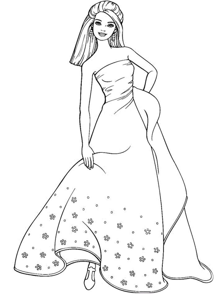People Coloring Pages For Girls  People Coloring For Kids Girls Coloring Sheets