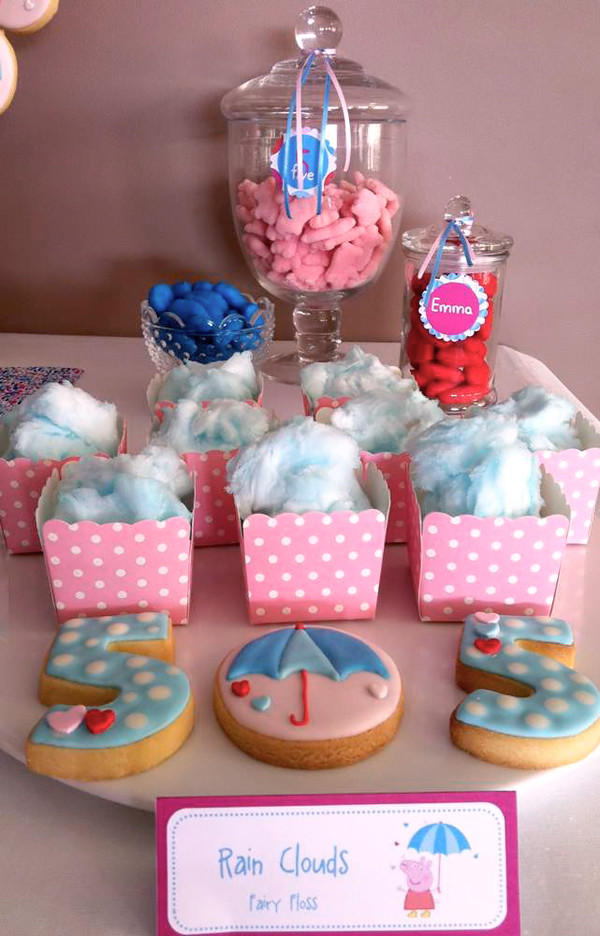 Best ideas about Peppa Pig Birthday Decorations . Save or Pin Easy DIY Peppa Pig Party Food Ideas Now.