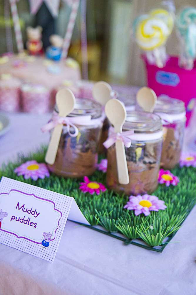 """Best ideas about Peppa Pig Birthday Decorations . Save or Pin Top 10 """"Oink Oink"""" Peppa Pig Birthday Party Ideas Now."""