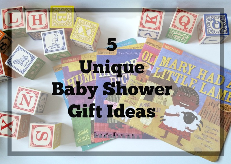 Personalized Baby Gift Ideas  5 Unique Baby Shower Gift Ideas