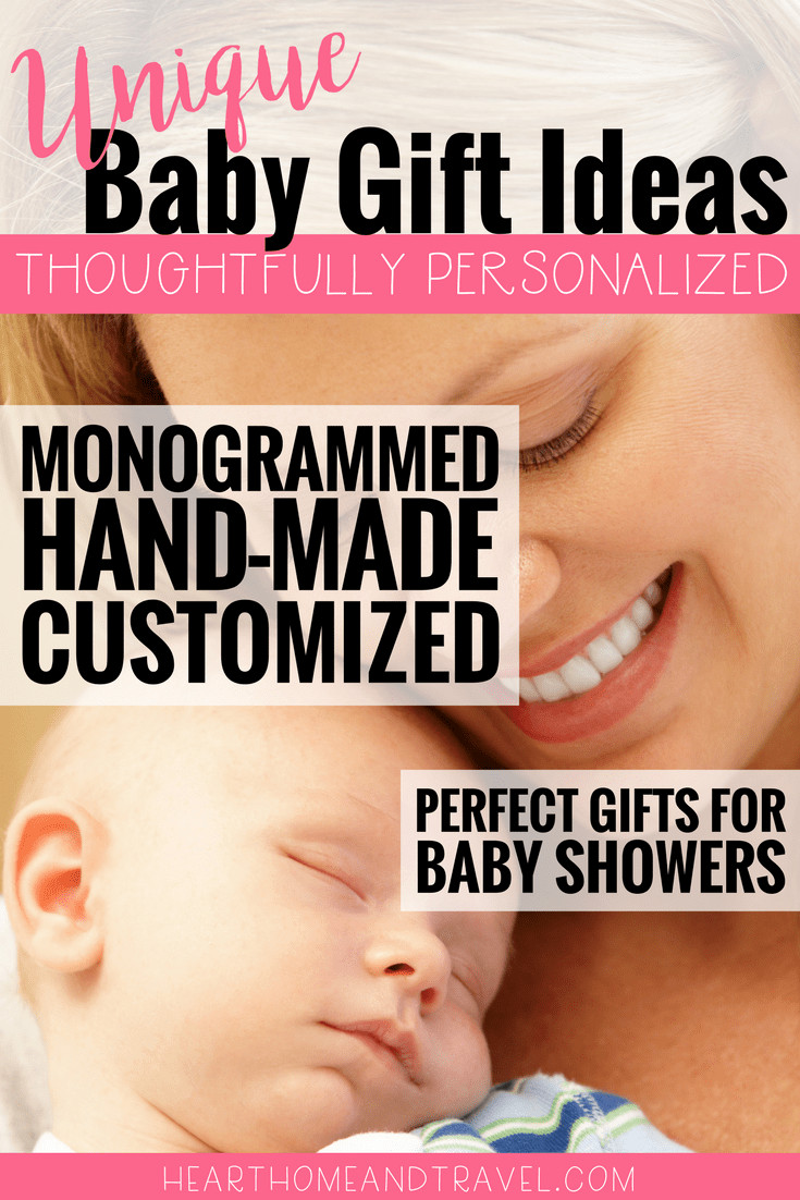 Personalized Baby Gift Ideas  Personalized Baby Gift Ideas