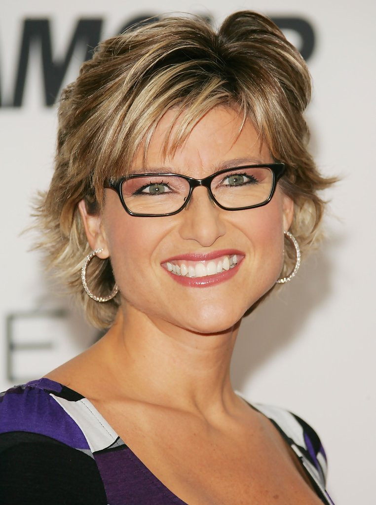 Best ideas about Photos Of Womens Short Haircuts . Save or Pin Ashleigh Banfield s s Glamour Magazine Hosts Now.