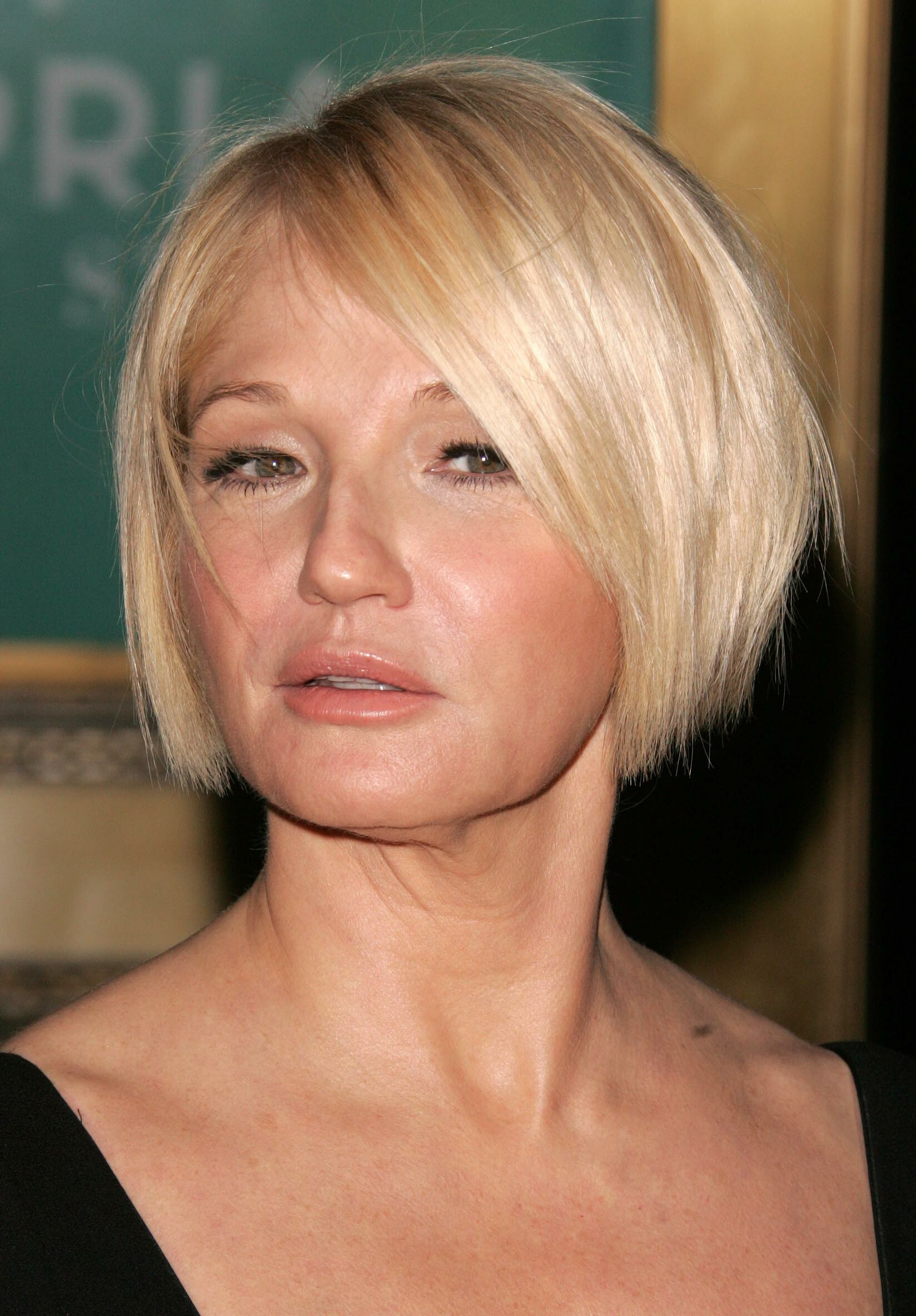 Best ideas about Photos Of Womens Short Haircuts . Save or Pin Ellen Barkin s HD Now.