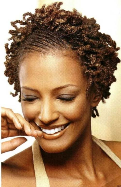 Best ideas about Photos Of Womens Short Haircuts . Save or Pin 20 Fancy Short Hairstyles for Black Women Now.