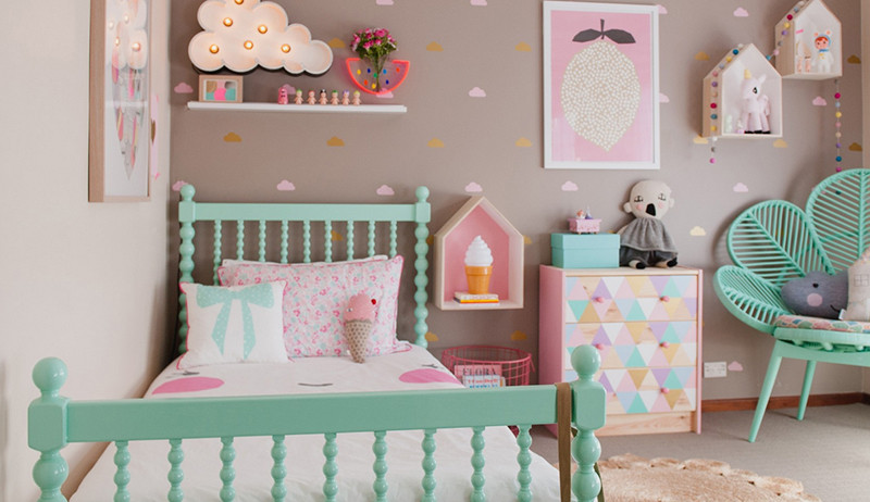 Best ideas about Pictures For Kids Room . Save or Pin 30 Vintage Kids Rooms That Stand the Test of Time Now.