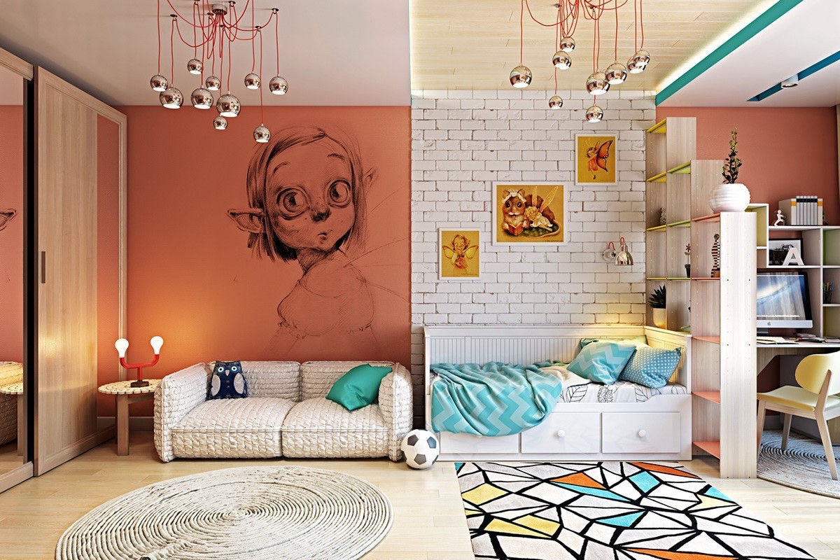 Best ideas about Pictures For Kids Room . Save or Pin Clever Kids Room Wall Decor Ideas & Inspiration Now.
