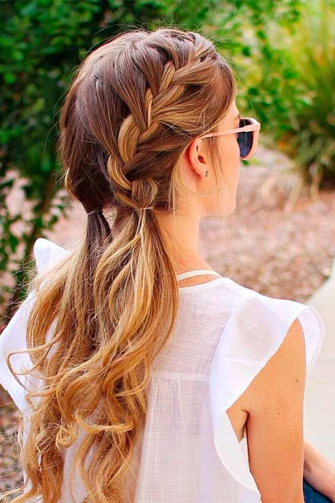 Best ideas about Pictures Of Cute Hairstyles . Save or Pin 24 Cute Hairstyles for a First Date Мейкап Now.