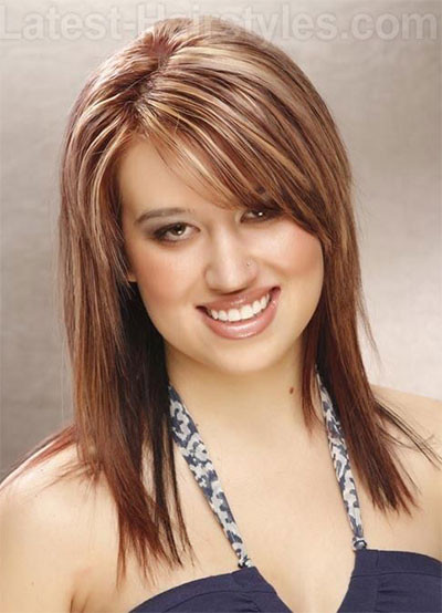 Pictures Of Medium Length Hairstyles  25 Modern Medium Length Haircuts With Bangs Layers For